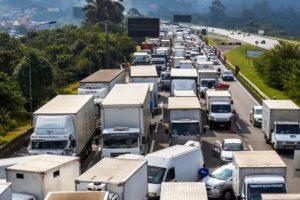 El transporte de cargas aumentó un 12 por ciento en el primer trimestre