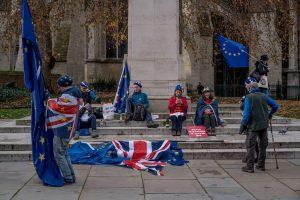 ¿Irse o quedarse? El dilema del brexit en fotos