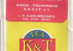 """Empresa misionera usará el sello """"Alimentos Argentinos una elección natural"""" para su té negro"""