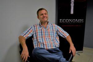Jerónimo Lagier, autor del plan para plantar 250.000 hectáreas de maíz transgénico en Misiones defiende su propuesta en Economis