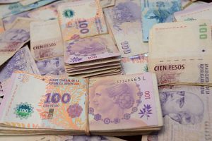 Impaciencia por el dinero en efectivo