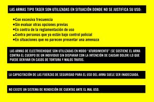 """Amnistía Internacional manifestó su """"profunda preocupación"""" por los últimos anuncios sobre la política de seguridad de Macri"""