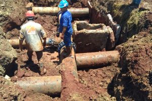 Samsa asegura que los cortes de agua obedecen a factores externos de la empresa