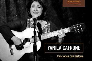 """Yamila Cafrune: """"Los músicos populares llevamos lo que le pasa a la gente a los escenarios"""""""