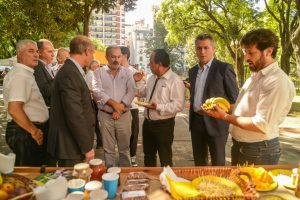 Agricultores familiares comercializarán sus productos en las ferias y mercados de CABA