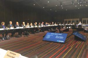 Agroindustria presentó el Sello Alimentos Argentinos en el encuentro mundial de la Global Food Safety Iniciative