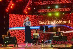 Susy de Pompert: La música como bandera contra la Violencia de Género