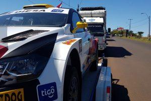 Rally Sudamericano: se destrabó el conflicto y los equipos ya están en Misiones