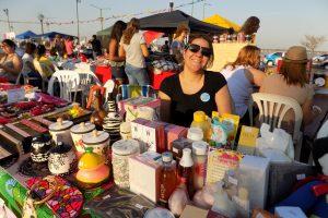 Vuelve la Feria Spacio Mujer en la Costanera de Posadas