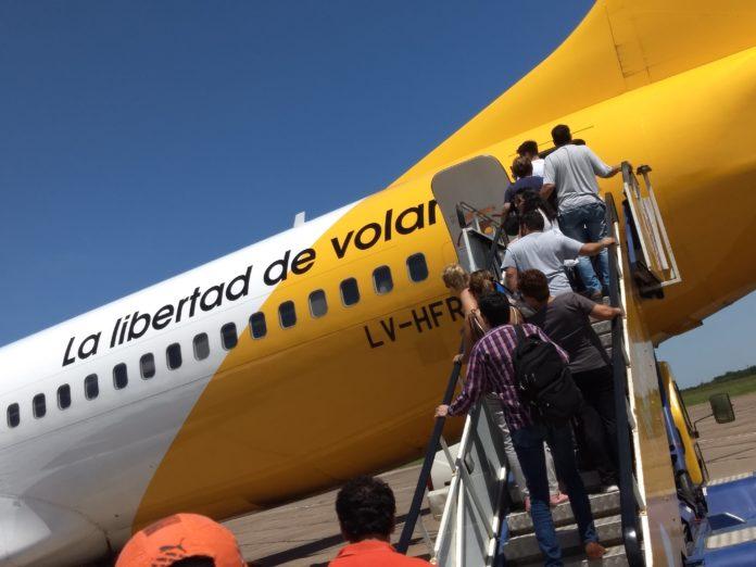 Flybondi unirá Iguazú con Rosario desde marzo y JetSmart anuncia nueva rutas