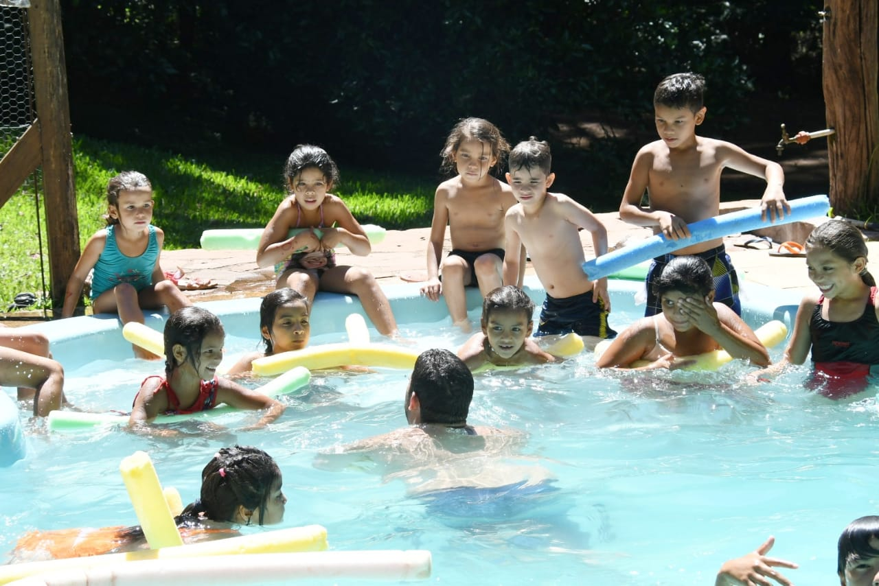 """Más de 900 niños disfrutarondel programa """"Generando Diversión"""""""