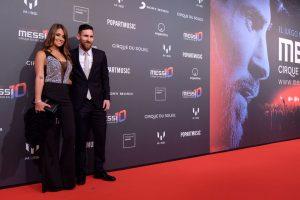 El Circo de Messi se vistió de gala