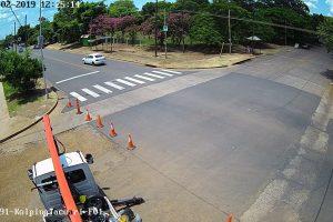 Más seguridad: el Gobierno provincial avanza en la instalación de cámaras de videovigilancia