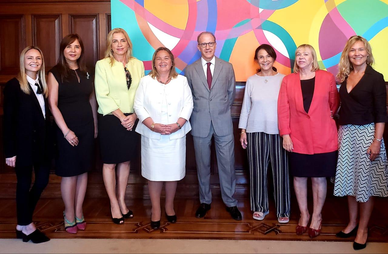 Misiones presente en reunión con el Presidente de la Corte Suprema de Justicia de la Nación