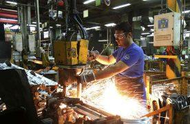 La industria pyme registró una caída en la producción por décimo mes seguido en febrero