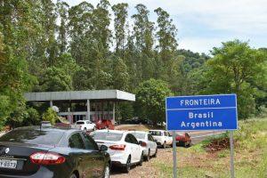 Brasil más cerca: 32 mil personas cruzaron en enero por el Paso Rosales