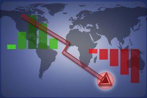 Las tasas altas en la Argentina, a contramano de la tendencia mundial