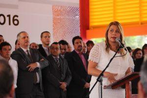 Carta abierta de la ministra de Educación en la apertura del ciclo lectivo en Misiones