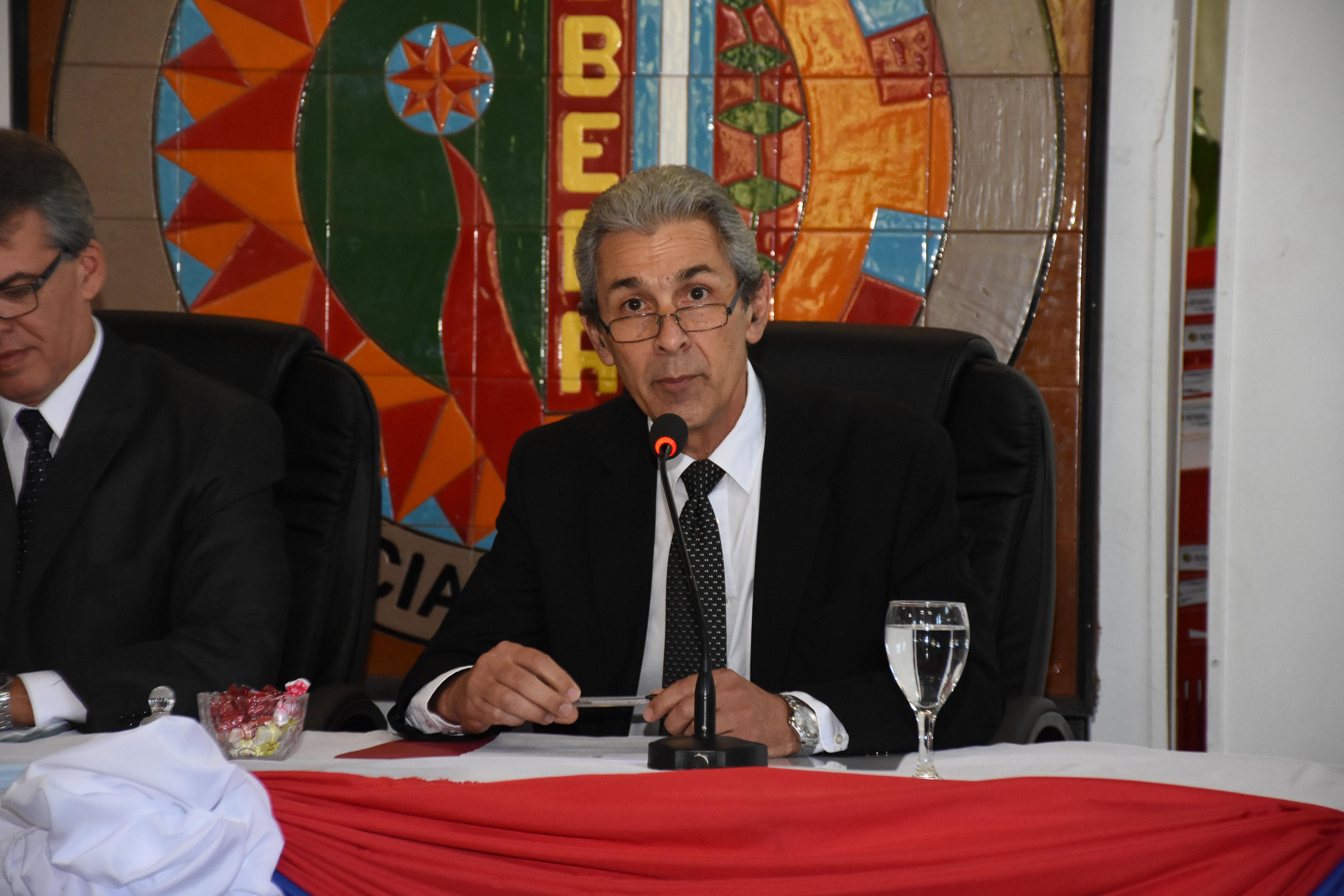 El Intendente Fernández dio apertura a las sesiones ordinarias en Oberá