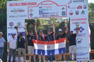 El Rally Sudamericano aceleró en Misiones con triunfo guaraní