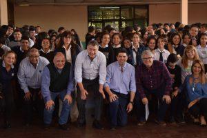 Día Mundial del Agua: Ecología, IMAS y el CGE firmaron un convenio de uso racional del agua