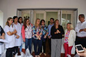 Escuelas de Apóstoles, Concepción, San Javier y Alem recibieron útiles