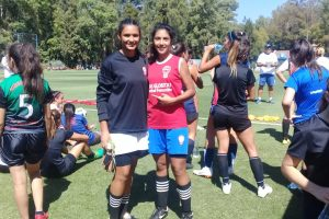 """Dos jugadoras de """"Las Globitas"""" participarán de pruebas para la Selección Argentina de Fútbol Femenino"""