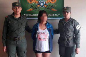 Detuvieron a una mujer en Iguazú con pedido de captura por fraude a la Administración Pública en La Plata