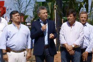 Macri: «El mundo mira si ratificamos el rumbo o tomamos un atajo»