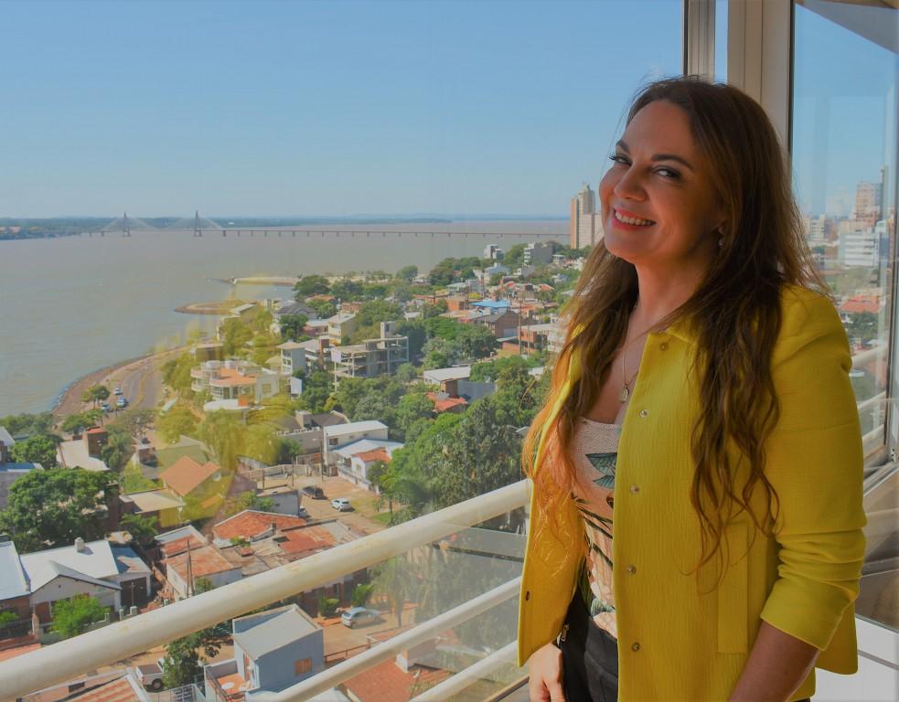 """Daniela Cortés: """"Argentina siempre está en crisis, no es el momento para frenarse"""""""