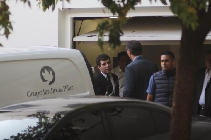Sin velatorio, Franco Macri será sepultado esta tarde en Jardín de Paz, un cementerio privado de Pilar