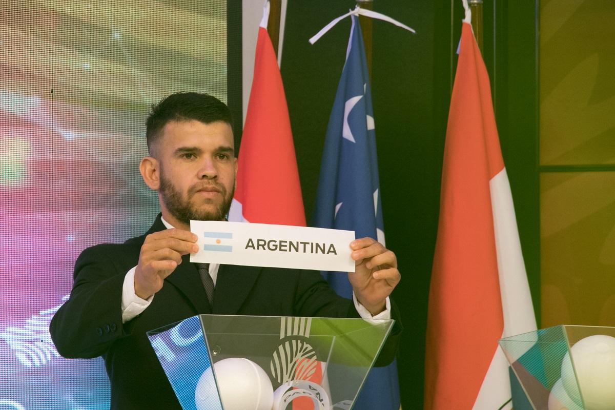 Se sorteó el Mundial Futsal 2019 que se disputará en Misiones