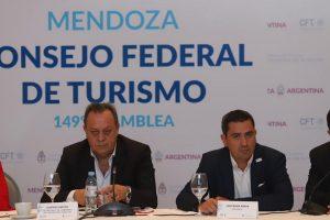 Arrúa fue elegido presidente del Consejo Federal de Turismo