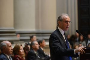 El presidente de la Corte, autocrítico: «El Poder Judicial atraviesa una crisis de legitimidad compleja»