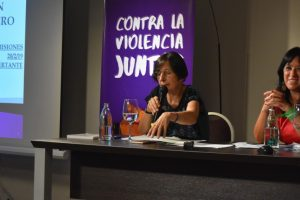 Norma Chiapparrone, abogada: acceder a la Justicia es un «camino de piedras» para víctimas de violencia de género