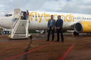 Flybondi inauguró la ruta Iguazú-Rosario y Misiones ya tiene 25 vuelos diarios