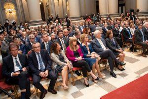 Misiones presente en la apertura del año judicial de la Corte Suprema