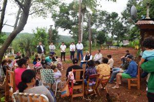 Campo Viera: Huertas comunitarias y producción avícola como alternativa sustentable en Paraje el Yaza