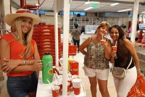 Novedosa promoción de Piporé en supermercados de Posadas y Mar del Plata