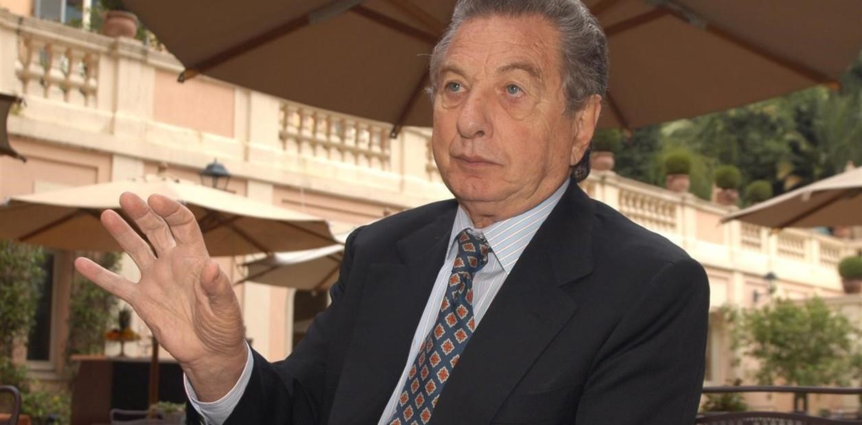 Murió Franco Macri, padre del Presidente y jefe del grupo de empresas familiar