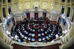 El Senado otorgó media sanción a la ley de Warrants