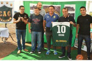 Herrera Ahuad destacó el valor del deporte en la formación de los niños misioneros