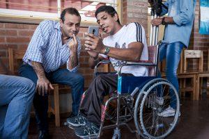 Herrera Ahuad acompañó a los vecinos de Itaembé Miní en el PAS y visitó Colonia Aurora