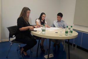 La Escuela de Robótica firmó convenio con el Polo TIC Misiones