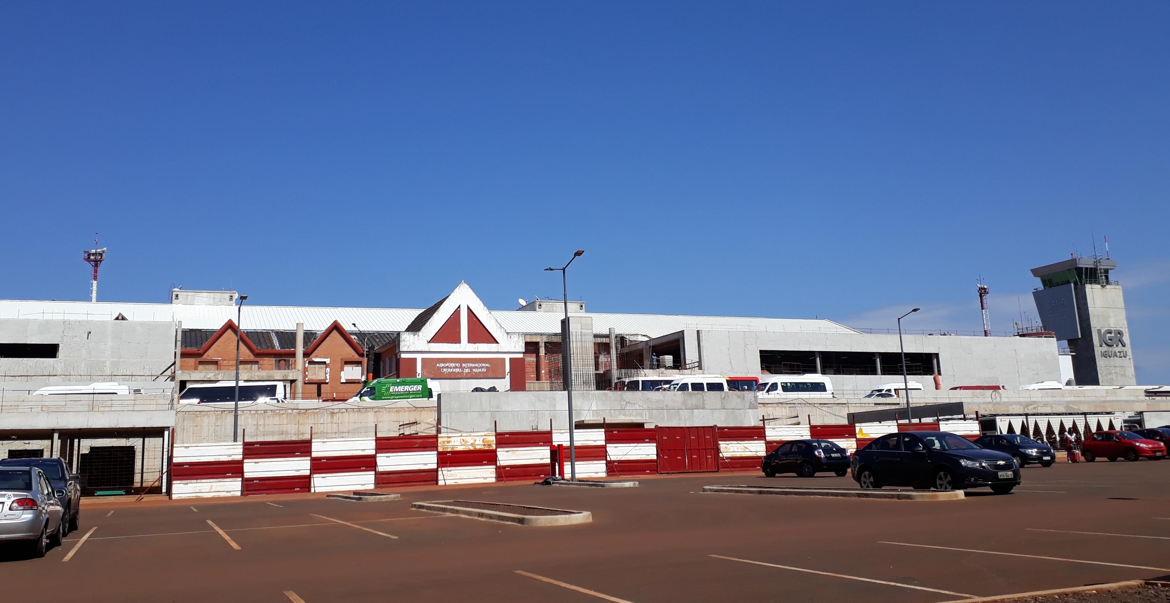 Economis recorrió la obra del Aeropuerto de Iguazú, una «joya» de $2.300 millones que se inaugurará el 30 de septiembre