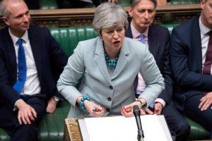 Reino Unido: May busca nueva prórroga del Brexit y convoca a la oposición