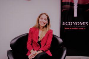 Giselle Dobidenko, con el novel partido Arandú, busca un lugar como diputada provincial