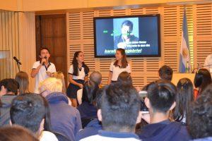 Presentaron el Congreso de la Juventud de Misiones