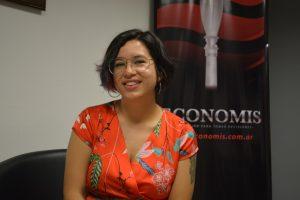 """Olga Aguirre: """"La solución no es electoral, esta en la unidad de los trabajadores organizados"""""""