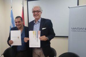 Marandu Comunicaciones firmó un covenio con la CEM para proveer conectividad a las cámaras empresarias